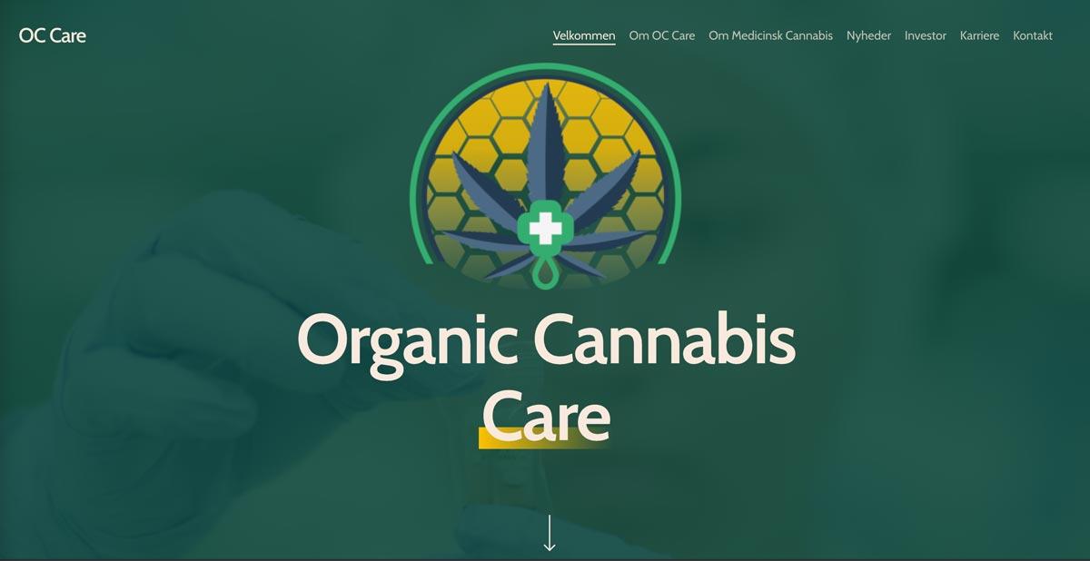 Nyhed: OCC har fået ny hjemmeside